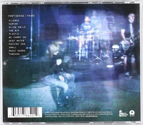 Bild 2: Portishead, Third (2008)