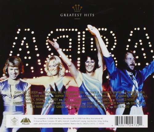 Bild 3: Abba, Gold-Greatest hits (1992/2008)