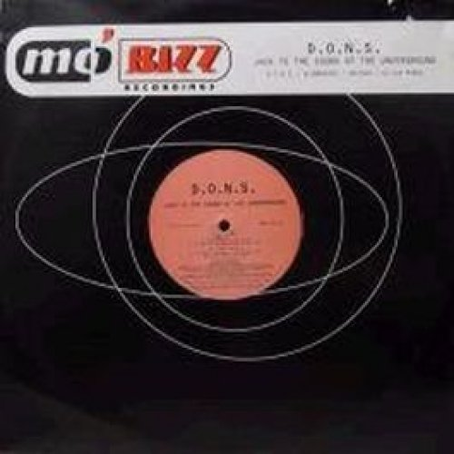 Bild 1: D.O.N.S., Jack to the sound of the underground (Dons/Klubbheads/SM-Trax/DJ Lee Mixes)