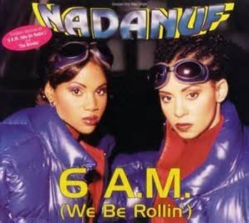 Bild 1: Nadanuf, 6 a. m. (US, 7 tracks, 1998, snap case)
