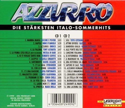 Bild 2: Azzurro, Riccie e Poveri, Nino D'Angelo, Enrico, Tony Astarita, Nicola di Bari...