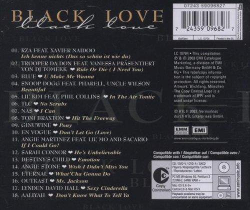 Bild 2: Black Love, RZA feat. Xavier Naidoo, Trooper Da Don feat. Vanessa, Blue, Snoop Dogg..