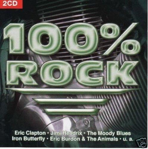 Bild 1: 100% Rock Classics (30 tracks), Canned Heat, Jimi Hendrix, Janis Joplin, Troggs, Nick Straker Band...