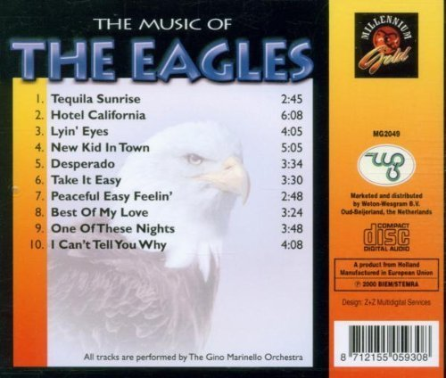 Bild 2: Eagles, Music of (performed by the Gino Marinello Orch., 2000)