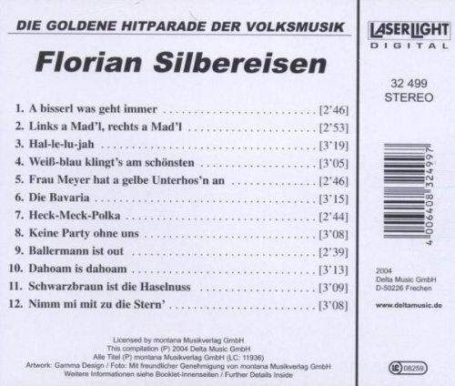 Bild 2: Florian Silbereisen, Same (12 tracks, compilation)