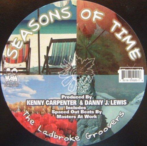 Bild 1: Ladbroke Groovers, Seasons of time (US, incl. Red Zone Mix, 1997)