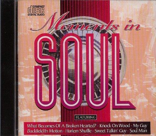 Bild 1: Moments in Soul, Jimmy Ruffin, Ben E King, Gloria Gaynor, Percy Sledge, Dee Clark, Drifters...