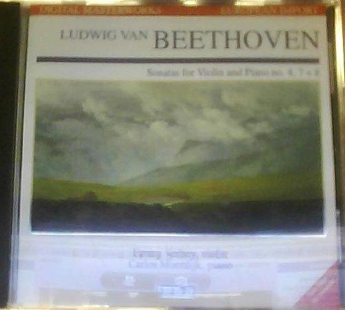 Bild 1: Beethoven, Sonaten für Klavier und Violine: Nr.4,7+8 (Emmy Verhey, Carlos Moerdijk)