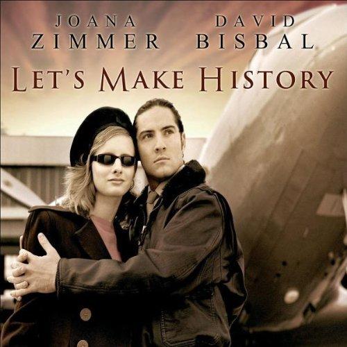 Bild 1: Joana Zimmer, Let's make history (2005, & David Bisbal)