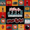 Hit Radio FFH-Goes Party Geburtstagsmix, DJ Bobo, 2-4 Family, Los del Rio, Bellini, Jam & Spoon...