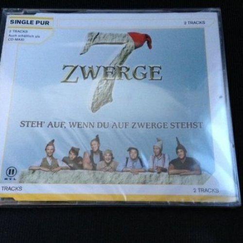 Bild 1: 7 Zwerge (2006), Steh auf, wenn du auf Zwerge stehst (2 tracks)