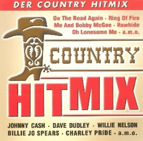 Bild 1: Country Hitmix, United Cowboys, Johnny Cash, Dave Dudley, Willie Nelson..