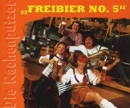 Bild 1: Die Rachenputzer, Freibier No. 5