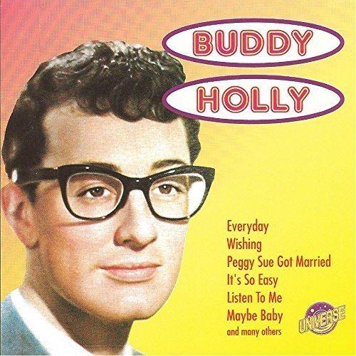 Bild 1: Buddy Holly, Same (16 tracks, #un1004)