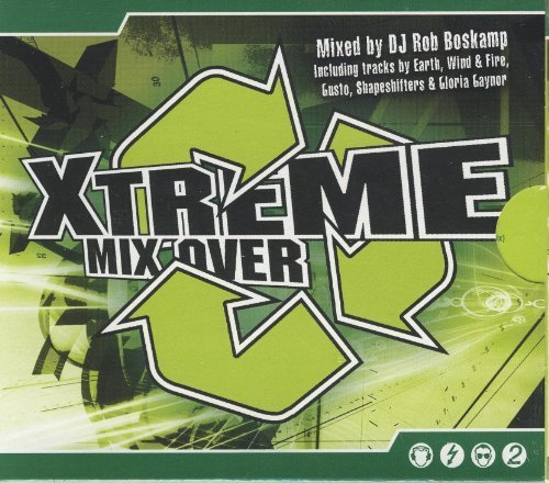 Bild 1: Xtreme Mix over (mixed by DJ Rob Boskamp), Shapeshifters, New London Beat, Midnight Star, Rockefeller...
