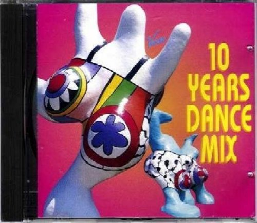 Bild 1: 10 Years Dance Mix (14 tracks), Snap, Dr. Alban, Lisa Stansfield, Rick Astley..