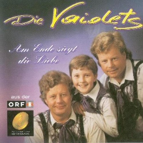 Bild 1: Vaiolets, Am Ende siegt die Liebe (14 tracks)