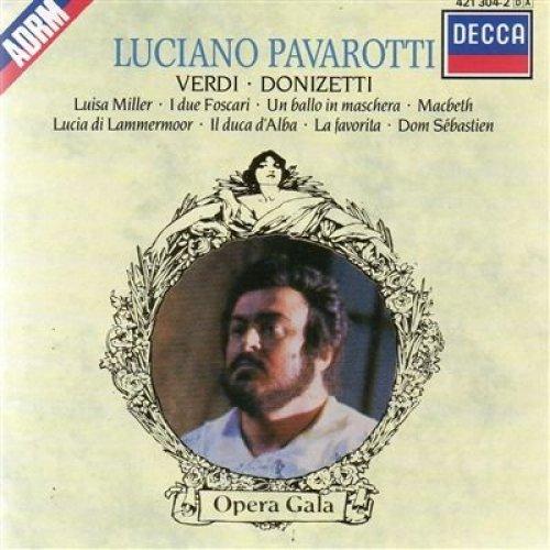 Фото 1: Luciano Pavarotti, Verdi & Donizetti (Decca, 1968) Wiener Opernorch./Downes