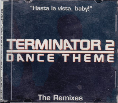 Bild 1: Object, Theme from Terminator 2 (Remixes)