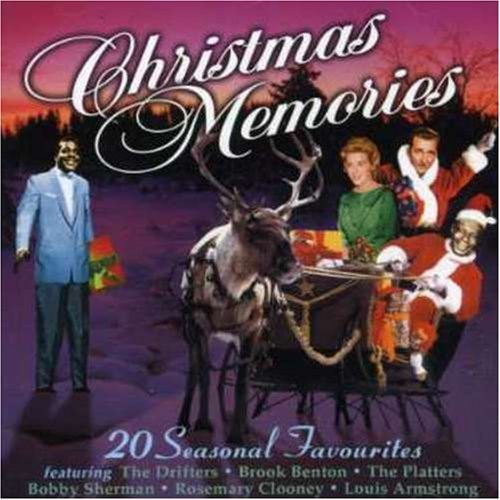 Bild 1: Christmas Memories (20 tracks), Brook Benton, Nat King Cole, Louis Armstrong, Drifters..