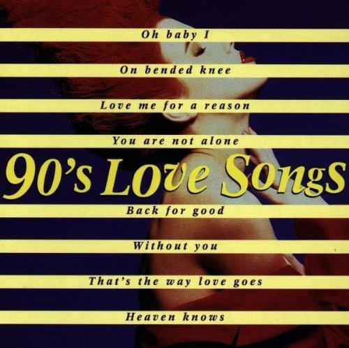 Bild 1: Sound Factory, 90's love songs (14 tracks)