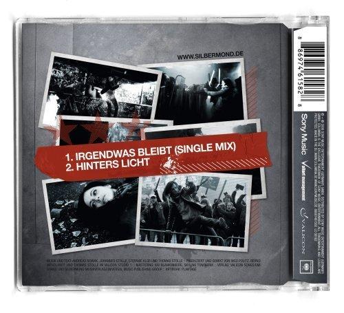Image 3: Silbermond, Irgendwas bleibt (2009; 2 tracks)