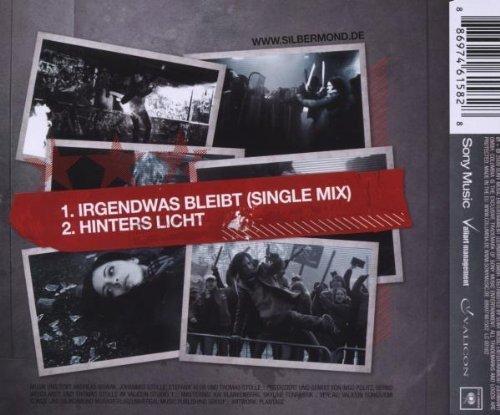 Bild 4: Silbermond, Irgendwas bleibt (2009; 2 tracks)