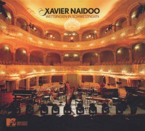 Bild 4: Xavier Naidoo, Wettsingen in Schwetzingen (2008, & Söhne Mannheims)