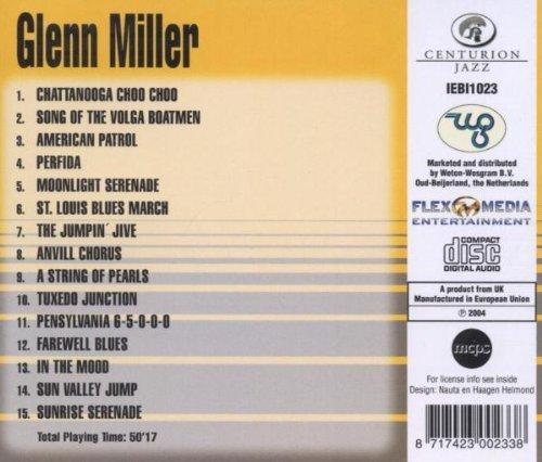 Image 2: Glenn Miller, Same (compilation, 15 tracks, #iebi1023)