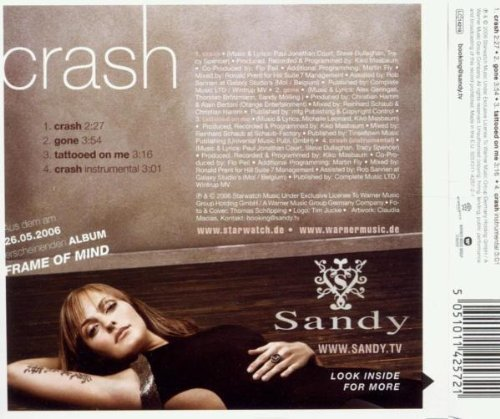 Bild 2: Sandy, Crash
