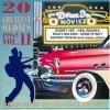20 Greatest Oldies, 11 (1962):Bobby Vee, Neil Sedaka, Ricky Nelson, Gene Pitney, Shelley Fabares...