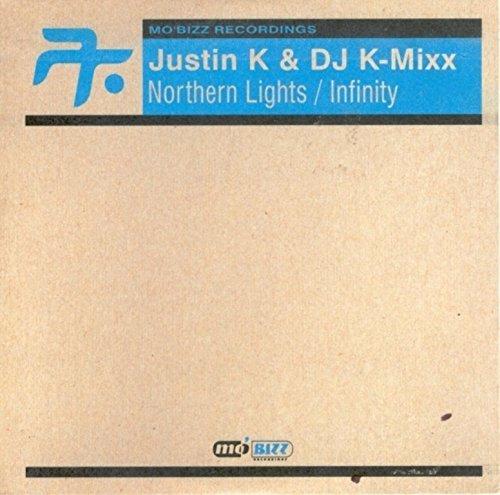 Bild 1: Justin K. & DJ K-Mixx, Northern lights / Infinity (2001, cardsleeve)