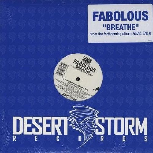 Bild 1: Fabolous, Breathe (4 versions, LC, 2004)
