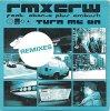 Rmxcrw, Turn me on (Remixes, cardsleeve, feat. Ambush plus Ambush)
