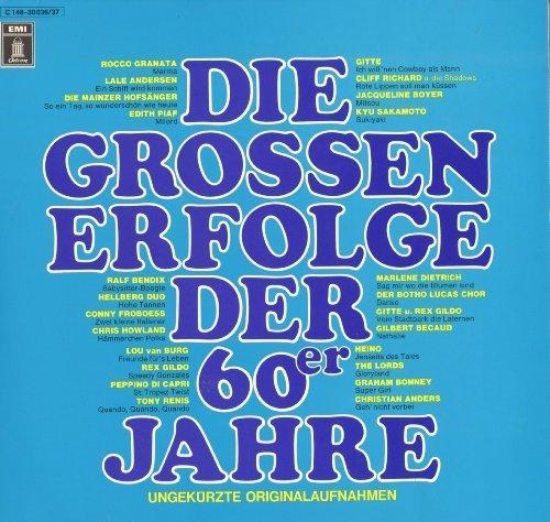 Bild 1: Weißt Du noch-Die großen Erfolge der 60er Jahre, Rocco Granata, Lale Andersen, Mainzer Hofsänger, Edith Piaf, Ralf Bendix...
