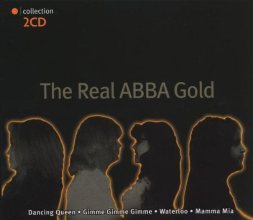 Bild 1: Abba, Real Abba gold (cover versions, not sung by Abba; #orange243)