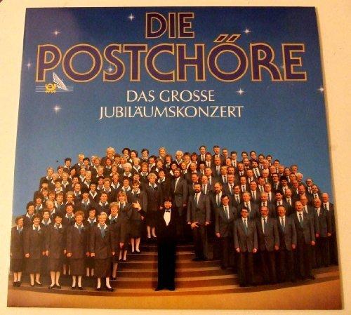 Bild 1: Postchöre, Das grosse Jubiläumskonzert (1990)