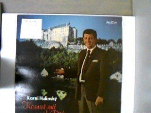 Bild 1: Karel Hulinský, Kommt mit nach Böhmen (AMIGA)