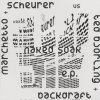 Marchetto & Scheurer, Nakes soak EP