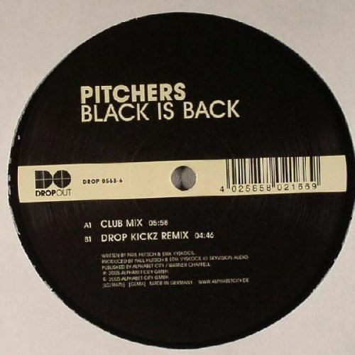 Bild 1: Pitchers, Black is back (LC)