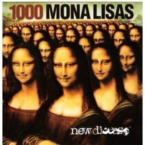 Bild 1: 1000 Mona Lisas, New disease