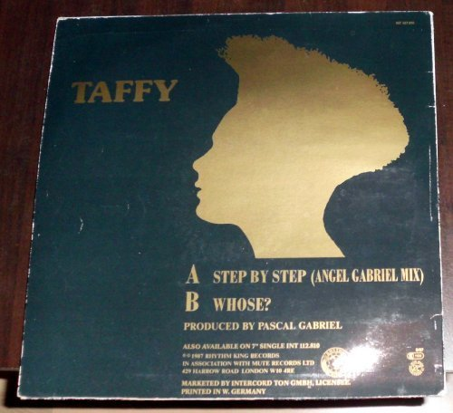 Bild 2: Taffy, Step by step (Angel Gabriel Mix; multicolour vinyl)