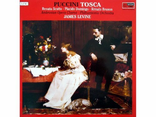 Bild 1: Puccini, Tosca (EMI) Renata Scotto, Placido Domingo...James Levine