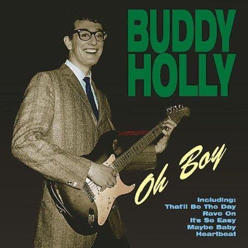Bild 1: Buddy Holly, Oh boy (compilation, 20 tracks, Back Biter)