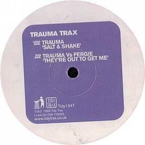 Bild 1: Trauma, Trauma Trax Disc one - salt & shake