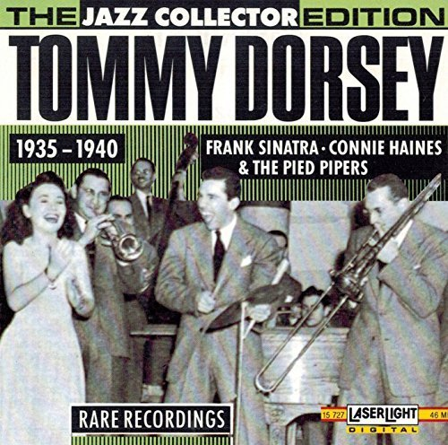 Bild 1: Tommy Dorsey (Orch.), Jazz collector edition-1935-1940 (Laserlight)