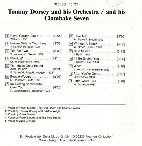 Bild 2: Tommy Dorsey (Orch.), Jazz collector edition-1935-1940 (Laserlight)