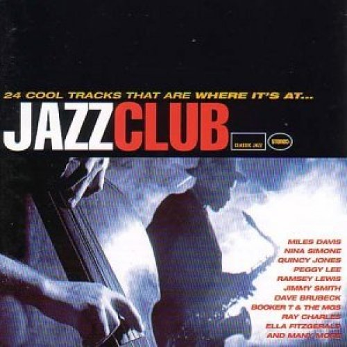 Bild 1: Jazz Club-24 cool tracks that are where it's at..., Dave Brubeck, Ramsey Lewis, John Handy, Jimmy Smith, Ray Charles...