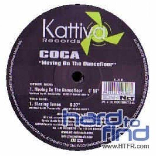 Bild 1: Coca, Moving in the dancefloor
