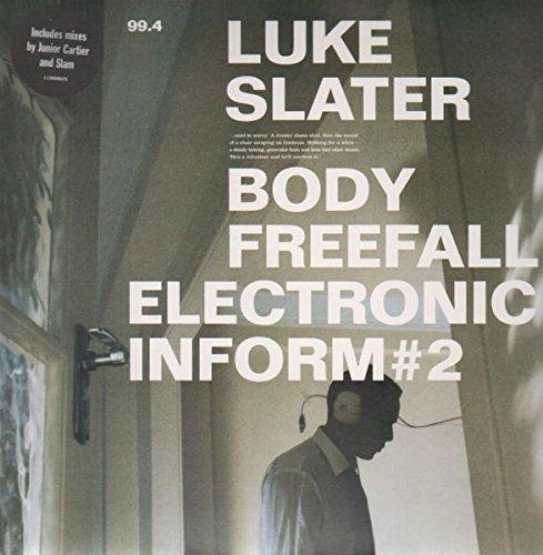 Bild 1: Luke Slater, Body freefall, electronic inform